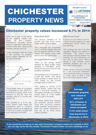 Chichester Property News Jan 2015 - page 1