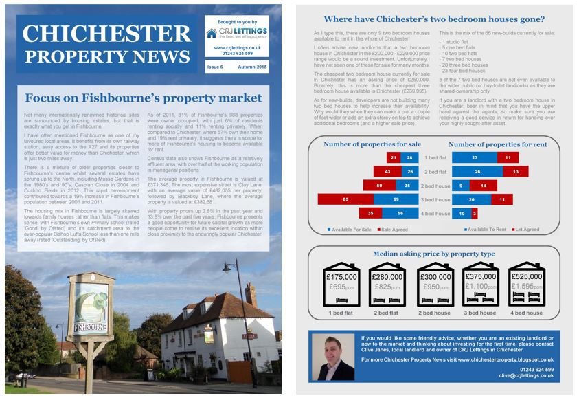 Chichester Property News Autumn 2015